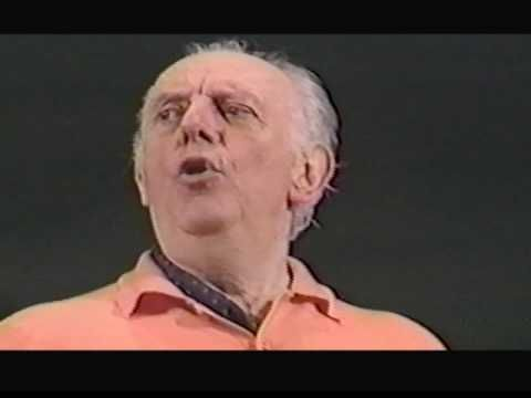 An audience with Dario Fo  A film examining the life of the Nobel Prize winning actor, performer and director