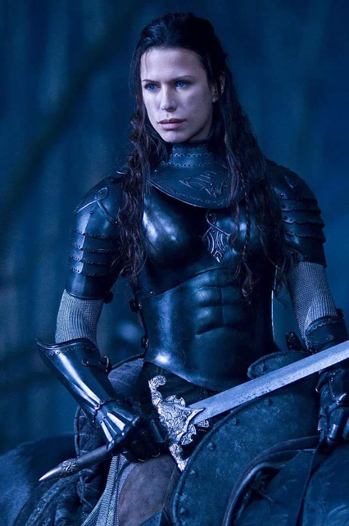 Rhona Mitra in Underworld: Rise of the Lycans