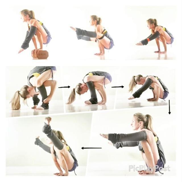 いいね!4,055件、コメント165件 ― ▫ Lorraine Bradley さん(@catbradleyyoga)のInstagramアカウント: 「 Tittibhasana tips . I did a full tutorial on this pose before but thought I'd share the ways…」