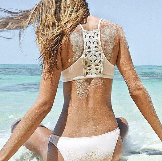L*Space Bikini // NANETTE Bralette & MONIQUE bottoms