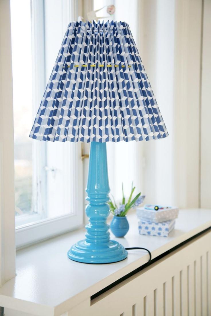 Rie Elise Larsen Paper Lamp Shades