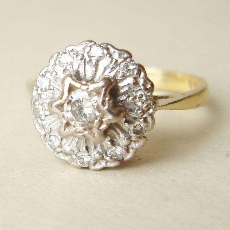 186 best Engagement Rings images on Pinterest Diamond engagement