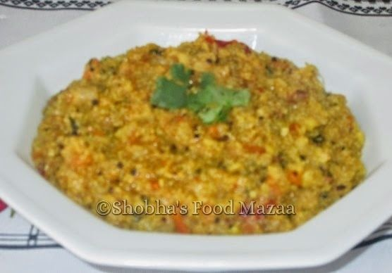 Over 1000 recipes of all cuisines by Shobha. Search or request for any recipe.