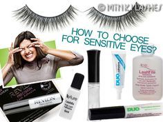 Got sensitive eyes and looking for a safe false eyelash glue? Get tips on how to choose the right eyelash adhesive for your luxurious Minki Lashes (buy here: http://minkilashes.com )! We examine the top 4 most allergenic chemical ingredients found in false eyelash glue. You won`t believe what ingredients North America`s best selling eyelash adhesive contains! EDUCATE YOURSELF and keep your skin HEALTHY!!