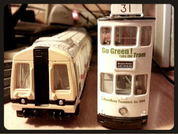 Train and Tram