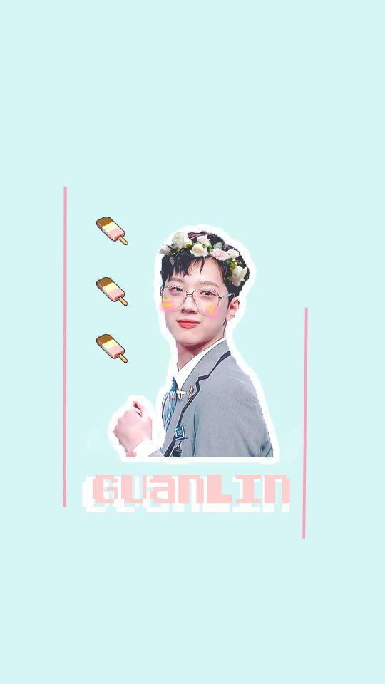 guanlin pastel   Tumblr