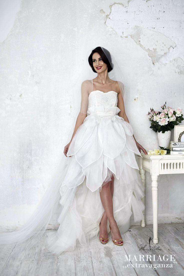 "Marie Ollie, Marriage ,,extravaganza"" wedding dress, beautiful bride"