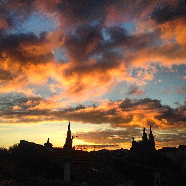 Bună dimineața! #skypaintingseries