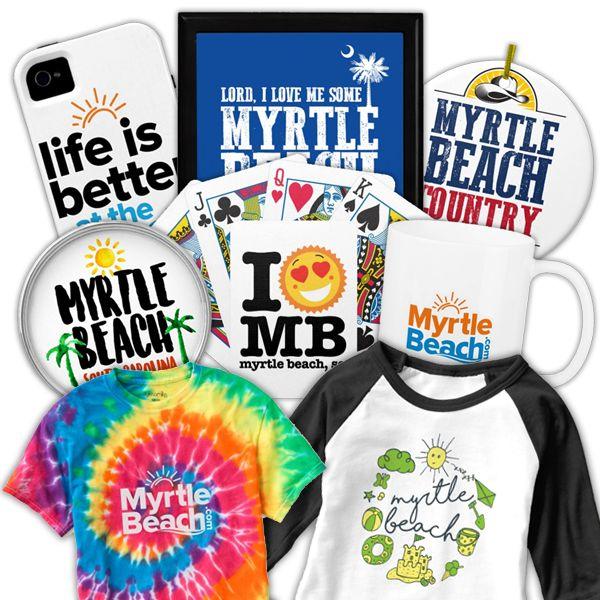 Myrtle beach souvenir shops online