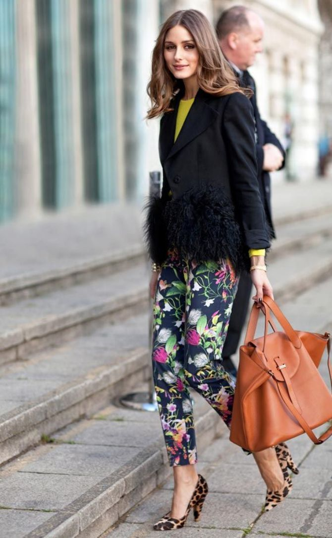 2015 Floral Pants For Women - Street Style Trends (12)