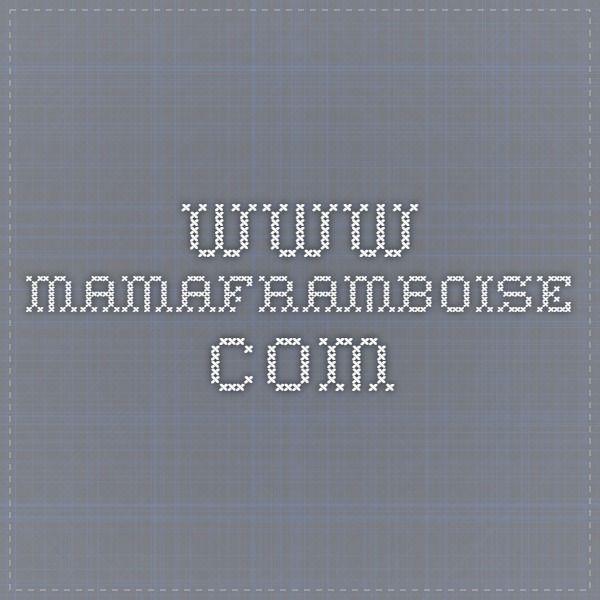 www.mamaframboise.com