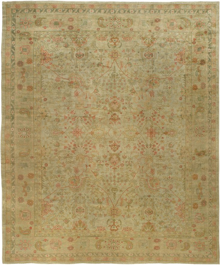 Oriental Rugs: Oriental Rug, Antique Turkish Rug