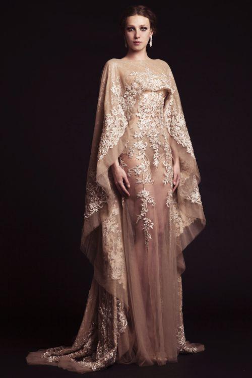What Queen Cersei would wearKrikor Jabotian, Spring 2015