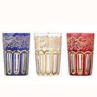 """Rabat"" tea glasses"