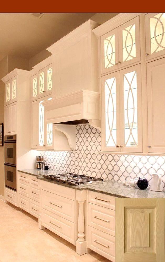 modern oak kitchen cabinet doors cabinets kitchen remodel rh pinterest com
