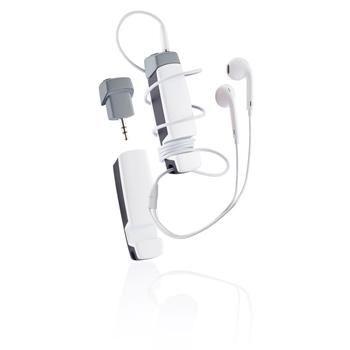 MULTIATTREZZO AUDIO mod. P326.263 è un supporto per smarthphone/ iPod, doppia uscita audio, pulisci schermo e avvolgi cavo.