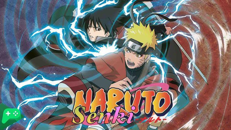 تحميل لعبة Naruto Senki لأجهزة الأندرويد Comic Book Cover Anime Book Cover