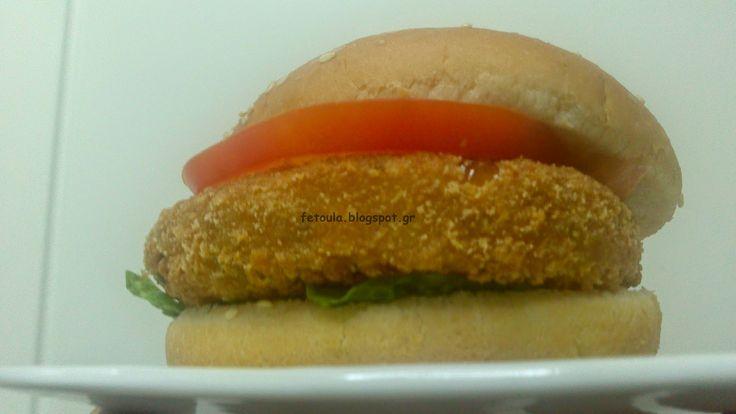 Insta_food: Σπιτικό μπιφτέκι λαχανικών!