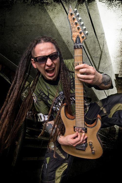 Zoltan Bathory of Five Finger Death Punch!