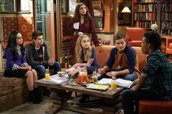 """""""Girl Meets Permanent Record"""" - After receiving a bad grade, Riley realizes high school scores count toward her permanent record, in a new episode of Girl M"""