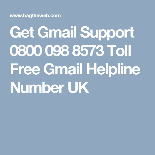 Get Gmail Support 0800 098 8573 Toll Free Gmail Helpline Number UK