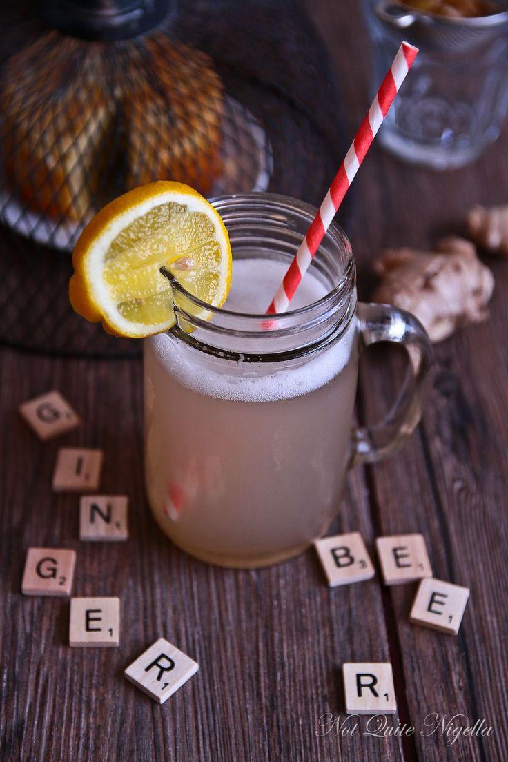 Make from Scratch: Ginger Beer