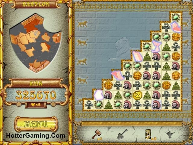 Free Download Pillars of Hercules Match 3 Pc Game for Kids