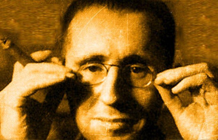 Μπέρτολτ Μπρεχτ - Πέντε δυσκολίες για να γράψει κανείς την αλήθεια