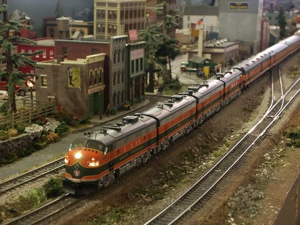 Model Train Supplies : Best images about ho model train layouts on pinterest