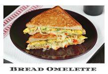 ब्रेड आमलेट कैसे बनाते हैं हिंदी में?   How to make Bread omelette? (Step-By-Step)