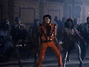 I want to participate in a flash mob remake of Thriller.  I think that is a perfectly normal thing to add to ones bucket list.