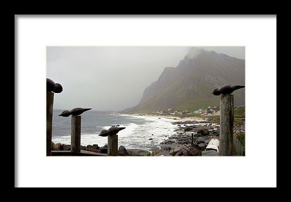 #norway view by #Webbon, for #HomeDecor #FineArtPhotography by #FineArtLandscapes #Zen #Nature #HealingArt #Canvas #HomeDecorNone #FineArtPrints #Norway #sky #Lofoten