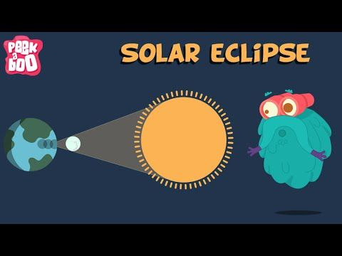Eclipse Videos for Kids - Simply Kinder