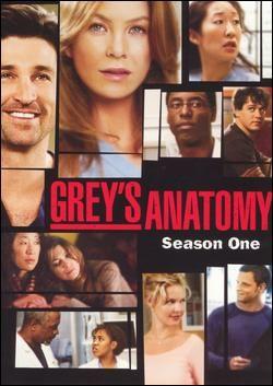 Grey's Anatomy: Season One [2 Discs] DVD 786936300451 Front    ALL/ANY Season.