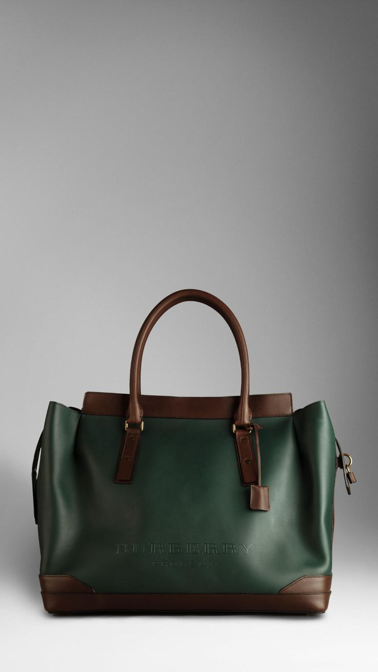 Burberry | Burberry Prorsum men's oversize leather tote bag | Men's bags