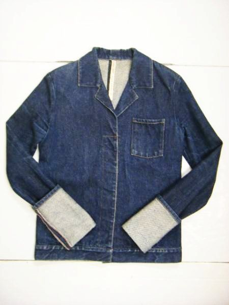 90s' Helmut Lang Denim Jacket