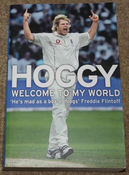 Matthew Hoggard - Autobiography