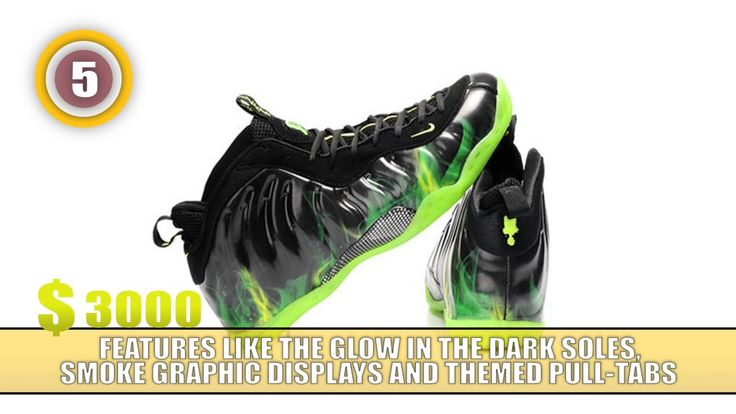 THE    10    SNEAKERS     EVER    MADE