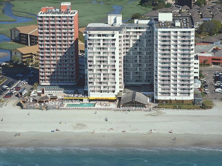 Palmetto Sands Hotel Myrtle Beach Sc