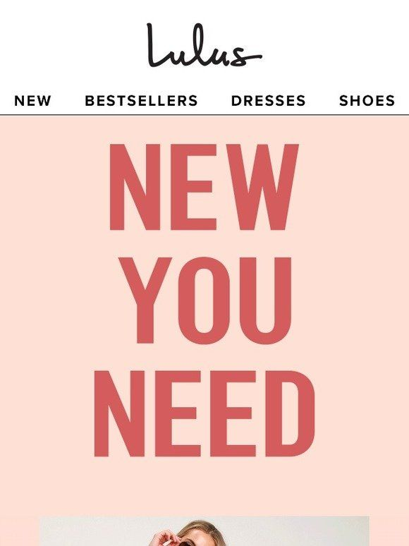 So Many New Arrivals We Ve Lost Count Lulus Lulus Arrivals News