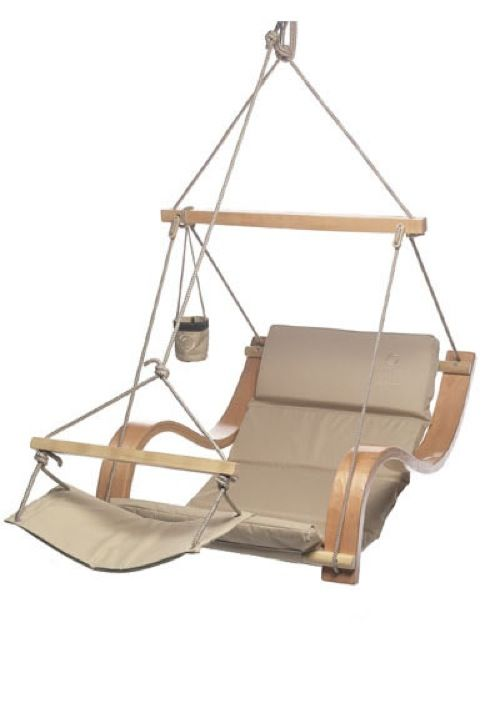 Ivory Lounger by Air Chair USA | #Furniture #Swing #Outdoor |