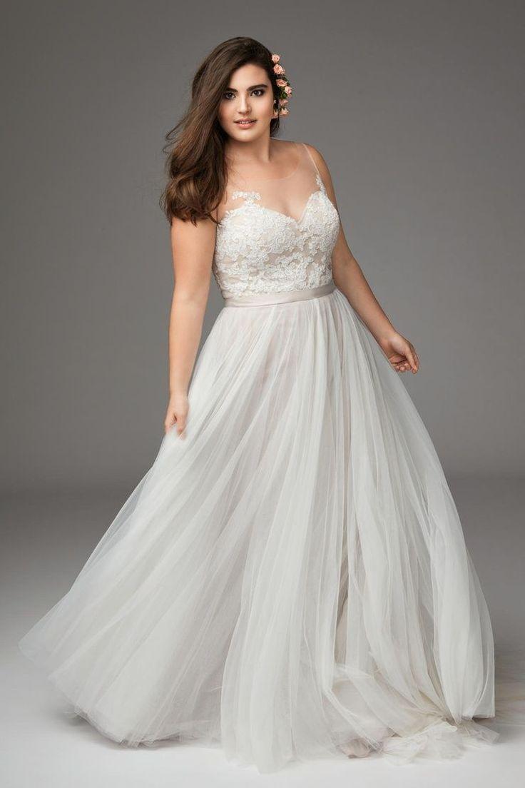 91 best Brautkleid A Linie images on Pinterest | One day, Wedding ...