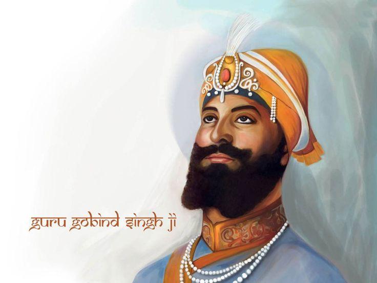 1000 ideas about guru gobind singh on pinterest sikh - Shri guru gobind singh ji wallpaper ...