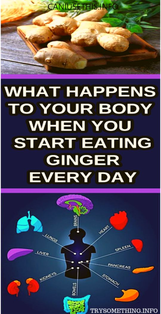 This is What Happens to Your Body if You Eat Ginger Every Day? – Popular Stuff !