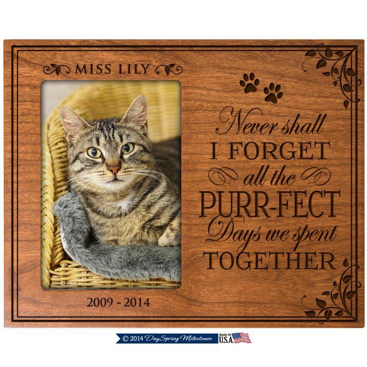 Pet Memorial Gifts, Persian Cat Rock pinned by pin4etsy