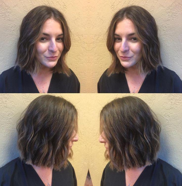 Fall hair Chestnut highlights  Balayage Carmel highlights  Hazelnut highlights Brittany@charlespenzone