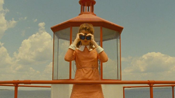 Moonrise Kingdom by Wes Anderson