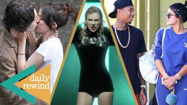 awesome Selena Gomez's STEAMY Movie Kiss, Taylor Swift's One Regret, Jenner Family HAPPY Tyga is Gone  DR