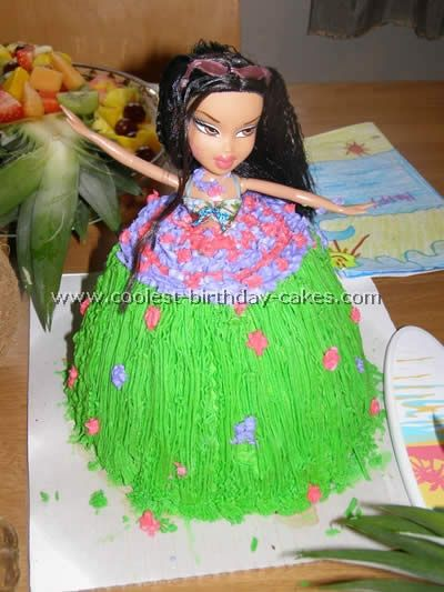 Hula Girl Luau Party idea submitted by: Sezon W. Honolulu, HI