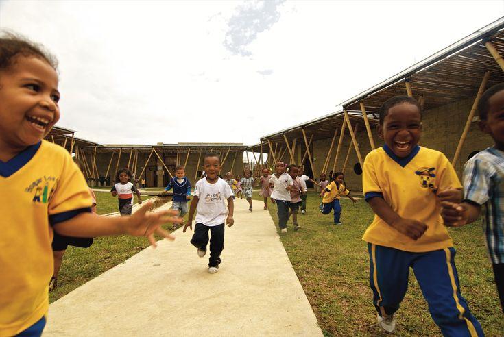 El Guadual Children Center- Colombia- Daniel Joseph Feldman Mowerman + Ivan Dario Quinones Sanchez